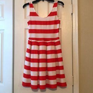 Soprano Striped Dress